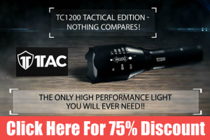 TC1 flash light